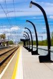 Landelijk station Stock Afbeelding