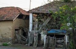 Landelijke gebouwen Stock Foto's