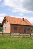Landelijke huisâ bouw Royalty-vrije Stock Foto