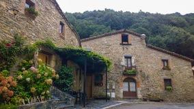 Landelijke huizen Stock Afbeelding