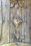 Landelijke hut royalty-vrije stock afbeelding