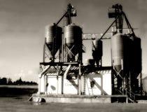 Landelijke Industrie Stock Foto