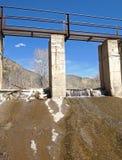 Landelijke Irrigatie Stock Fotografie