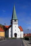 Landelijke kerk Stock Fotografie