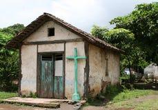 Landelijke Kerk Stock Afbeelding