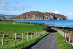 Landelijke kust royalty-vrije stock foto's