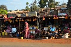 Landelijke markt, Kenia Royalty-vrije Stock Afbeelding