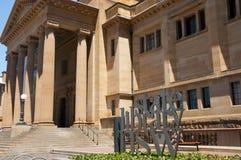 Landesbibliothek von New South Wales - Sydney - Australien stockfotografie