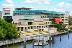 Landesbibliothek von Queensland Stockbilder