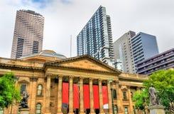Landesbibliothek von Victoria in Melbourne, Australien stockfoto