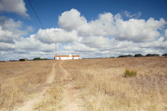 Landescape of Alentejo Royalty Free Stock Image