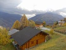 Landescape de Suiza Fotografía de archivo