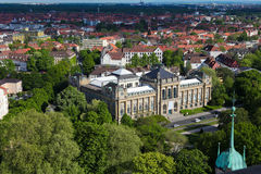 Landesmuseum in Hannover Stock Images