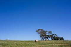 Landet landskap Arkivbilder