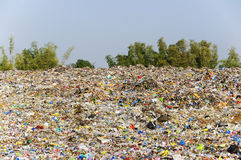 Landfill Royalty Free Stock Photos