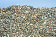 Landfill stock image