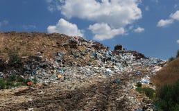 Landfill Royalty Free Stock Image