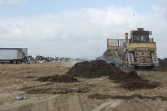 Landfill Site Stock Images