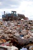 Landfill trash Royalty Free Stock Images
