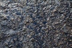Landfill waste water. Royalty Free Stock Image