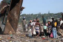 Landfills Royalty Free Stock Images
