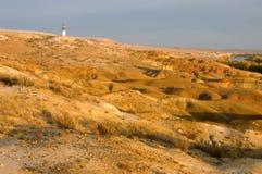 landform danxia της Κίνας xinjiang Στοκ εικόνες με δικαίωμα ελεύθερης χρήσης