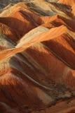 Landform Danxia Стоковое Фото