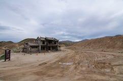 Landform Danxia Στοκ Εικόνες
