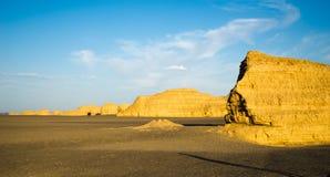 Landform de Yadan Imagem de Stock Royalty Free