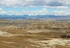 Landform Karst в Тибете Стоковые Фото