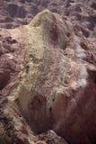 Landform Zhangye Danxia Стоковое Изображение