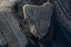 Landforms και διάβρωση Στοκ φωτογραφία με δικαίωμα ελεύθερης χρήσης