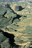 Landforms  in Qinghai Stock Photos