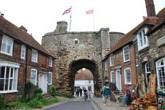 The Landgate, Rye Royalty Free Stock Photo