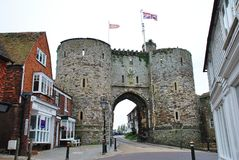 The Landgate, Rye Royalty Free Stock Images