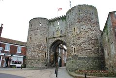 The Landgate, Rye Royalty Free Stock Photos