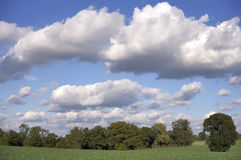 Landgoed Royalty-vrije Stock Foto's