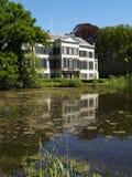 Landgoed Broekhuizen Obraz Stock