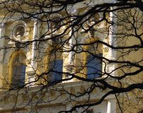 Landhaus Lizenzfreies Stockfoto