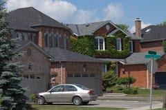 Landhaus. Lizenzfreies Stockfoto