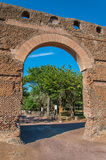 Landhaus Adriana nahe Rom, Italien Lizenzfreie Stockfotografie