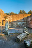 Landhaus Adriana nahe Rom, Italien Stockfotos