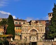 Landhaus d'Este, Tivoli, Italien Lizenzfreie Stockfotografie