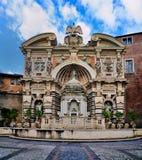 Landhaus d'Este, Tivoli, Italien Lizenzfreie Stockbilder