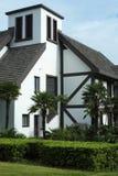 Landhaus für Freizeit Stockbild