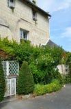 Landhaus in Frankreich stockfoto