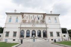 Landhaus Galleria Borghese Lizenzfreie Stockfotos