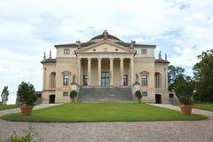 Landhaus-La Rotonda stockfoto