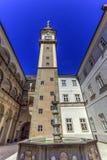 Landhaus, Linz, Austria Stock Photos