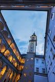 Landhaus in Linz Stock Photo